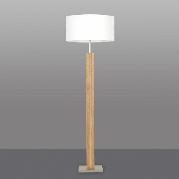 stehlampe eiche great eiche stehleuchte schiffe weltweit. Black Bedroom Furniture Sets. Home Design Ideas