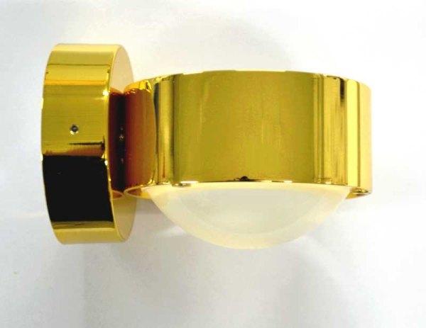 wandlampe puk wall 2 0816 messing halogen top light. Black Bedroom Furniture Sets. Home Design Ideas