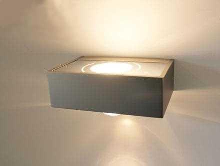 led wandleuchte spiegelleuchte focus 150 15cm nur 2 x 8w top light. Black Bedroom Furniture Sets. Home Design Ideas