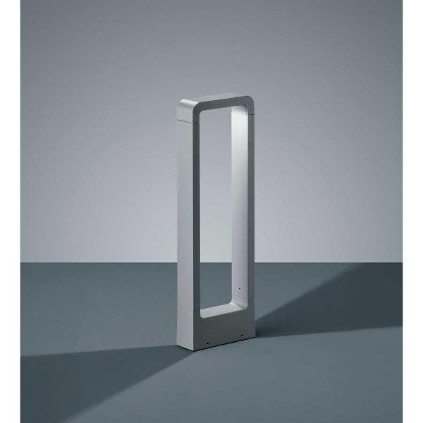 led pollerlampe pollerleuchte cana anthrazit oder hellgrau. Black Bedroom Furniture Sets. Home Design Ideas