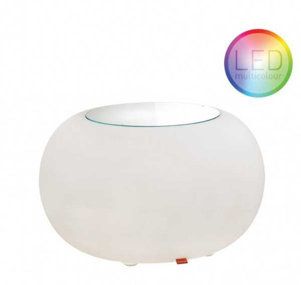 Leuchttisch Bubble LED Accu Outdoor (Multicolour) 15-04-02