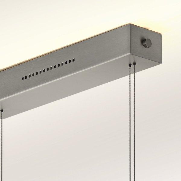 led pendelleuchte knapstein 2xsensor dimmer. Black Bedroom Furniture Sets. Home Design Ideas