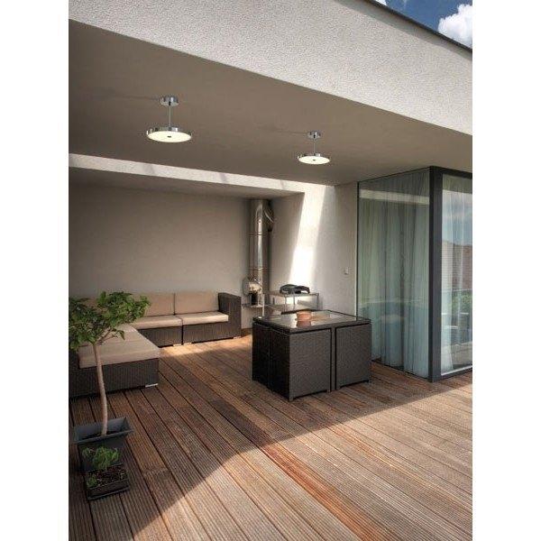 led deckenleuchte sun ceiling outdoor downlight top light. Black Bedroom Furniture Sets. Home Design Ideas