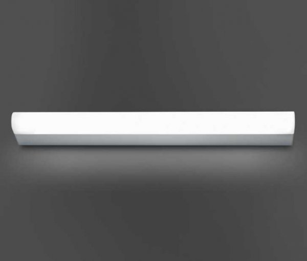 "LED bathroom mirror light and ""LINE R "" in various sizes"