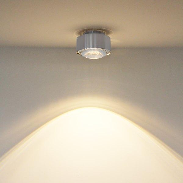 Top Light Wand-/Deckenleuchte LED Puk Maxx Plus dimmbar