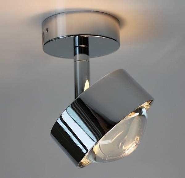 deckenleuchte puk turn top light. Black Bedroom Furniture Sets. Home Design Ideas