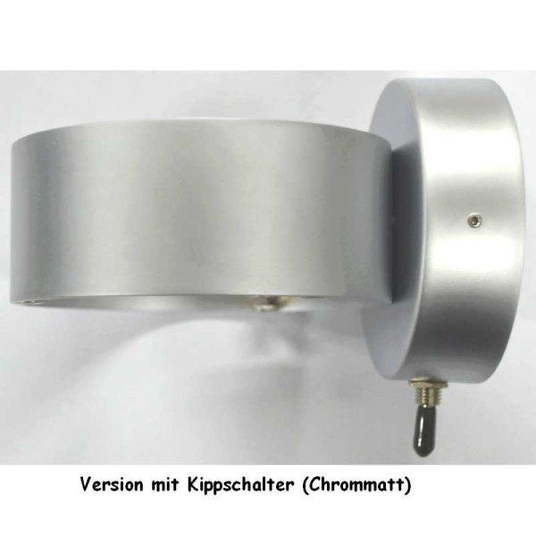 wandlampe puk wall 2 0812 chrom halogen top light. Black Bedroom Furniture Sets. Home Design Ideas