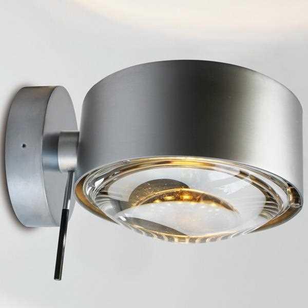 top light wandleuchte puk maxx wall plus dimmbar farbauswahl. Black Bedroom Furniture Sets. Home Design Ideas